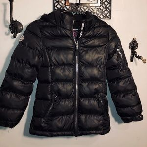 JUSTICE girl's puffer winter coat 🧥